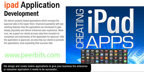 iPad Education Application Development For E-Learning Courses ... | iPads in EdTech | Scoop.it