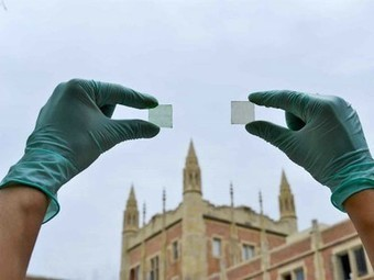 Researchers double efficiency of see-through solar cell | Scientific and Technological Innovation | Scoop.it