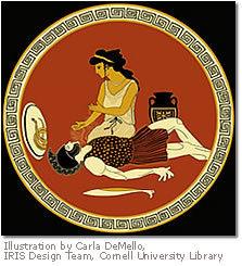 Antigona   Grška mitologija   Scoop.it