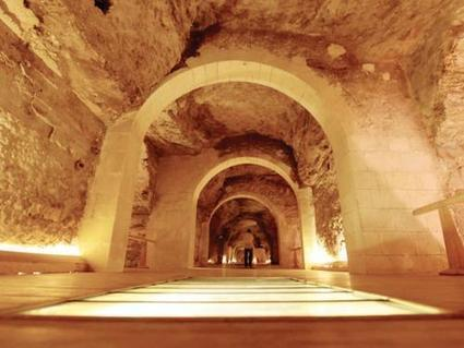 Ancient tomb discovered in Egyptian northern province - Saudi Gazette | Ancient Archeology | Scoop.it