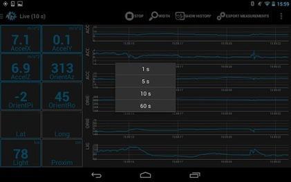 SenseView - Various sensors, different manufacturers - one platform ...   ModifiedSelf   Scoop.it
