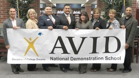 JEHS Receives National Recognition for High Performance - The Valley Town Crier | for the AVIDers | Scoop.it