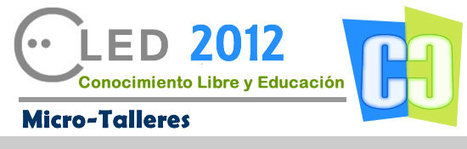 Forma parte del Equipo de Talleristas CLED 2012.- | Educación, pedagogía, TIC y mas.- | Scoop.it