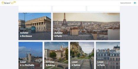 """Le site """"révolutionnaire"""" des agents immobiliers pour concurrencer Le Bon Coin   Immobilier professionnel   Scoop.it"""