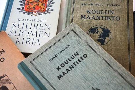 Propaganda paistaa jatkosodan aikaisista oppikirjoista   Historia   Scoop.it