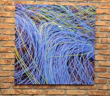 Des déchets sublimés en œuvres d'art exposés à la mairie d ... - La Voix du Nord | Déchets | Scoop.it