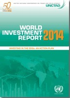 World Investment Report 2014 - unctad.org | GDP Global: Country Rankings, Competitiveness, Key Performance Indicators | Scoop.it