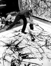 Jackson Pollock – Before Blue Poles | Abstract Expressionism | Scoop.it