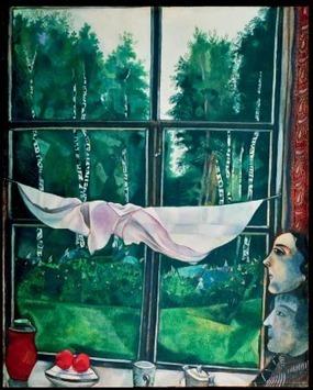 «Chagall, Chagall, dans les échelles de la lumière» | reseau artistique | Scoop.it