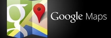 Google Maps propose une nouvelle intégration personnalisée des cartes | Geeks | Scoop.it