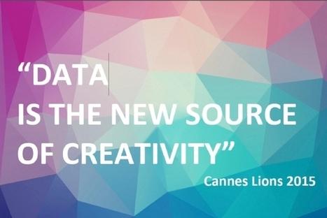 [Cannes Lions] Effet Waouh : quand la data inspire les créatifs! | CREATIVTY & INNOVATION | Scoop.it