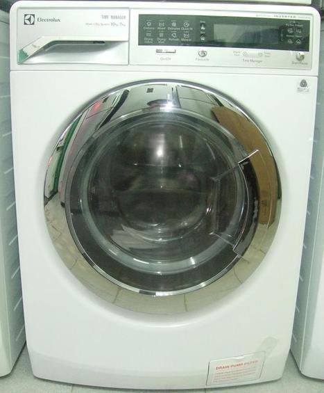 Máy giặt lồng ngang Electrolux EWW10412, 10 kg, inverter | TÂN PHONG | Scoop.it