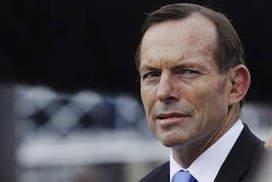 Slow Tony Abbott sets a new (mono)tone | Coaching | Scoop.it