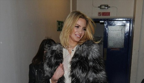 Sarah Harding looks happy as she leaves Celebrity Juice - Sexy Balla | Daily News About Sexy Balla | Scoop.it