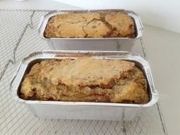 Pan de plátano y nuez paleo, y por supuesto GLUTEN FREE | Gluten free! | Scoop.it