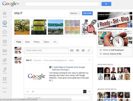 Google Plus vs Facebook For Business – Who Wins? | Business 2 Community | Automotive E-Commerce | Scoop.it