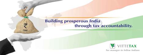 Income tax filing online India - Vittetax | Web development | Scoop.it