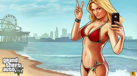 'Grand Theft Auto V' earns nearly $1 billion on day one | Awesomeness | Scoop.it