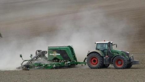 Semoir Centurion de Great Plains - Destiné aux Tcs et bientôt disponible en 4 mètres | Agriculture de Précision | Scoop.it