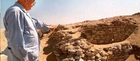 Décès du grand orientaliste Jean Leclant à l'âge de 91 ans | Archéologie et Patrimoine | Scoop.it