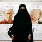 "Again 'evidence' journalism died : ""I Walked Around in a Burqa All Day (And I'm Not Muslim)  offensive article in VICE (It's not even a burqa) 