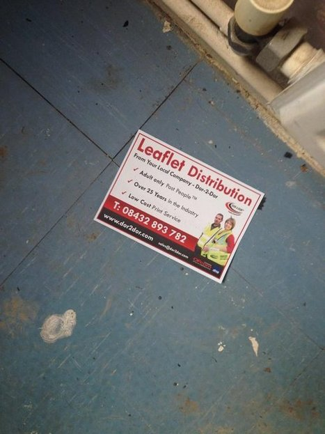 Andrew Daniel sur Twitter | cheap flyer printing and leaflet distribution in leicester | Scoop.it