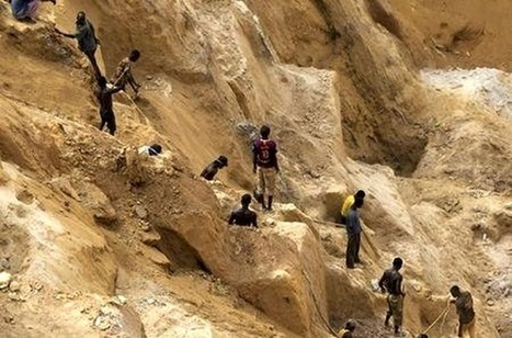 Blood diamonds still at Central African mining sector's heart | Sustain Our Earth | Scoop.it