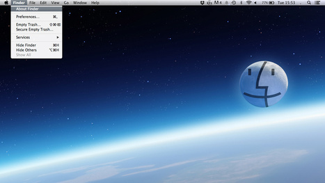 Navigate Files Like a Pro with These Finder Tips and Tricks | ebook writers | Scoop.it