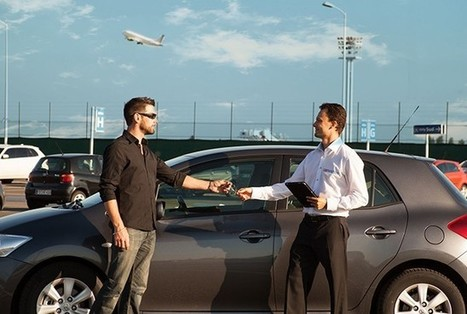 L'auto-partage atterrit en force dans les aéroports - 20 Minutes s'intéresse à l'économie collaborative - 20minutes.fr | Compagnie aérienne - Partenaire - Aéroport | Scoop.it