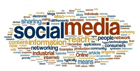 Role of Social Media Sites in Our Life | TechCricklets | MarketingHits | Scoop.it