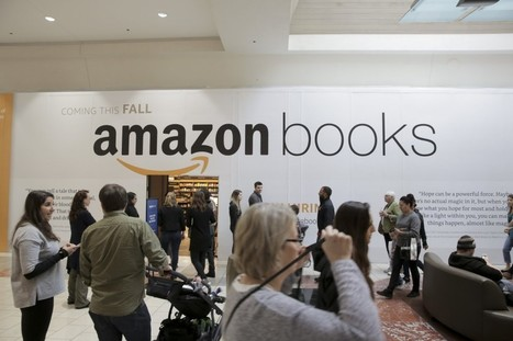 Amazon Holds Soft Opening for its Portland Bookstore | The Digital Reader | Ebook and Publishing | Scoop.it