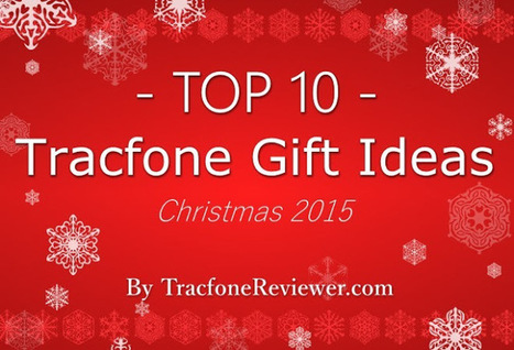 TracfoneReviewer: Top 10 Christmas Gift Ideas for Tracfone Users   Tracfone Reviews and Promo Codes   Scoop.it