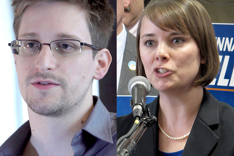 Senate candidate: Snowden is a whistle-blower, not a criminal | Criminology and Economic Theory | Scoop.it