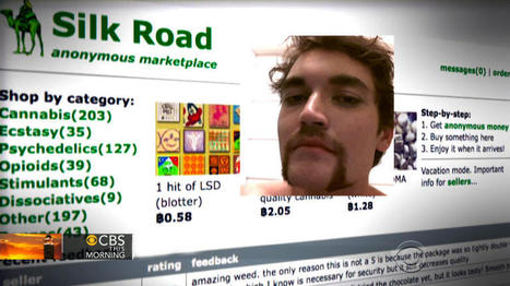 Silk Road, black market website shut down by FBI, may be finding new life - CBS News   The Black Market   Scoop.it