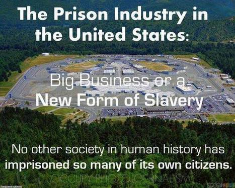 America's Prison Colossus -  #OATH not  #NDAA | Criminal Justice in America | Scoop.it