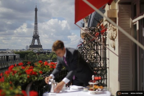 Social Media Says Travelers' Paris Fears Have Quickly Declined | Tourism Social Media | Scoop.it