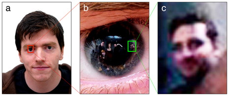 Eye Reflections in Photos Can Reliably Identify Who's Behind the Lens | 21st Century Innovative Technologies and Developments as also discoveries, curiosity ( insolite)... | Scoop.it