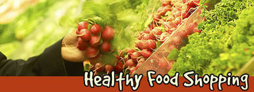 Healthy Food Shopping | Well balanced living | Scoop.it