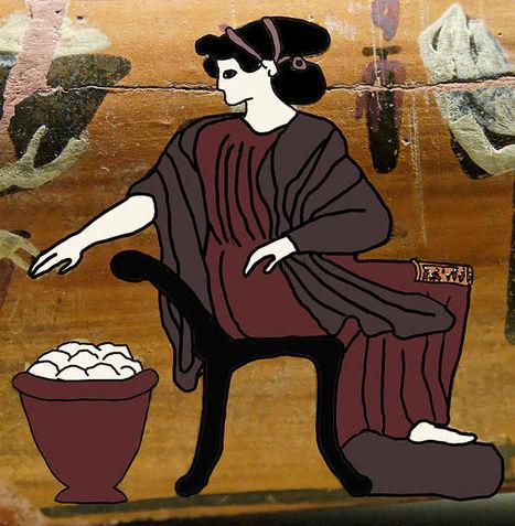 Els oficis femenins en els epigrames de l'Antologia Palatina | El Fil de les Clàssiques | Griego clásico | Scoop.it