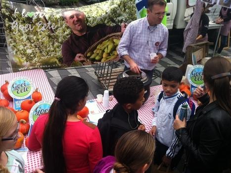 Honderden kinderen duiken op gezond voedsel in Tilburg - Brabants Dagblad | Gezond | Scoop.it