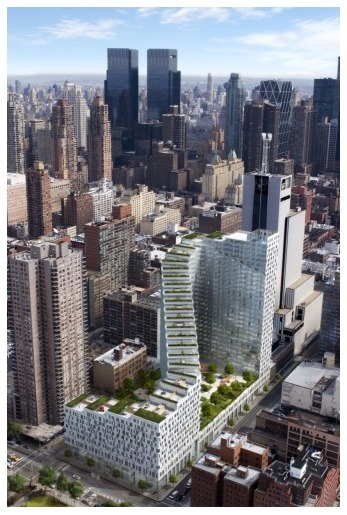 [ New York City, New York, USA ] Mercedes House: Phase 1 / TEN Arquitectos | The Architecture of the City | Scoop.it