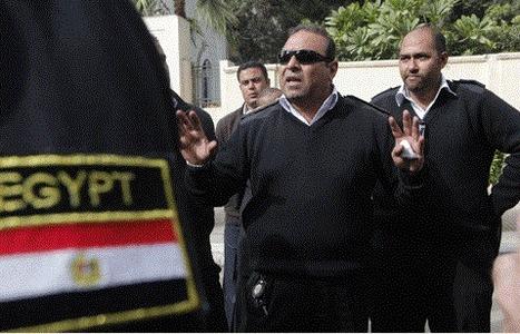 La réforme manquée de la police en Egypte   Égypt-actus   Scoop.it