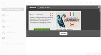 Comment ajouter le bureau à distance à google+ Hangout? | techniques et astuces web | Scoop.it