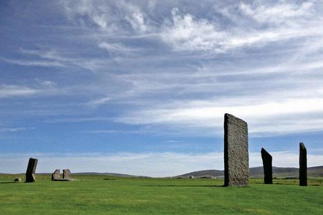 Astronomy shown to be set in standing stone | Fragments of Science | Scoop.it