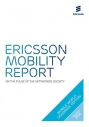 Ericsson: mobile video data to explode in next five years » Digital TV Europe | Mobile Video Challenges Worldwide | Scoop.it