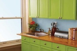 Refresh your kitchen cabinets   Home decoration   Scoop.it