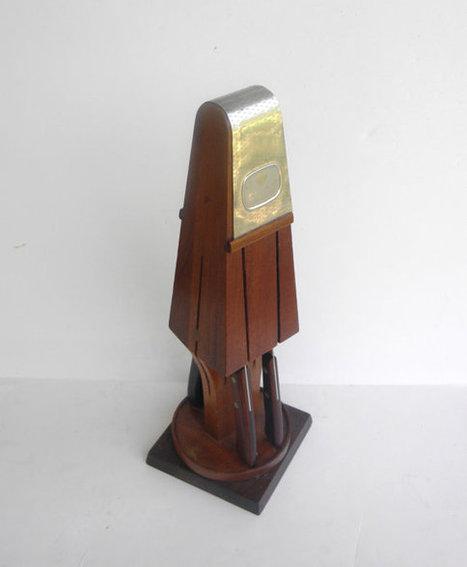 Vintage Knife Block | News coutellerie internationale | Scoop.it