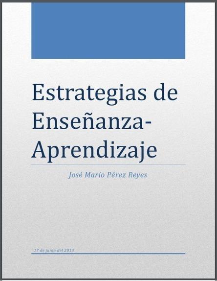 Estrategias de Enseñanza-Aprendizaje | RedDOLAC | Scoop.it