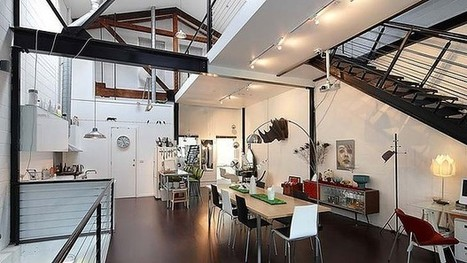 Warehouse conversions are blowing the budget | Raw and Real Interior Design | Scoop.it