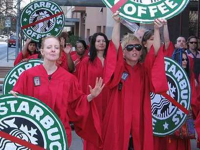 Boycott Starbucks! Here's five strong reasons why - Comment - The ...   BUSS4 Section B one industry lots of topics!   Scoop.it